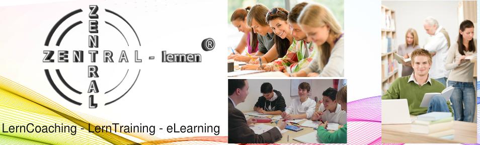 Lernen Lernen Mit ZENTRAL-lernen Logo